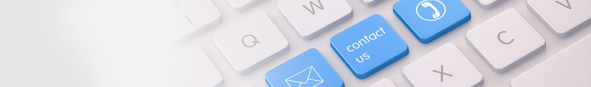 przyciski kontaktowe na klawiaturze